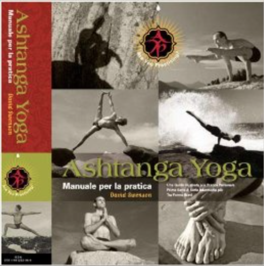 Book Cover: Ashtanga Yoga The Practice Manual di David Swenson