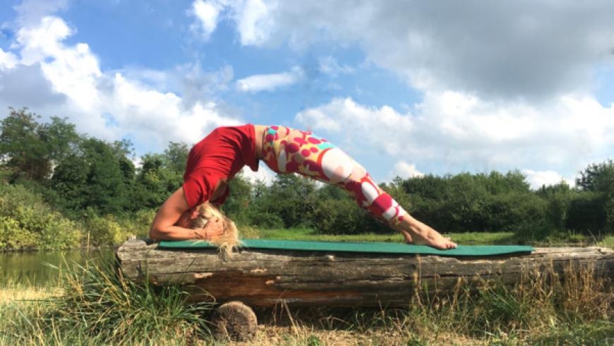 19 nov – APRITI CUORE! estensione della colonna vertebrale