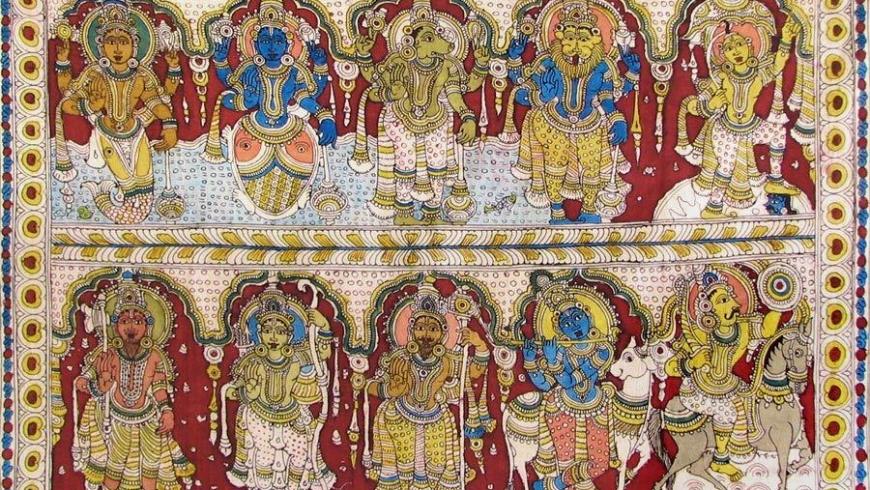 23/06/18 – Avatāra di Viṣṇu
