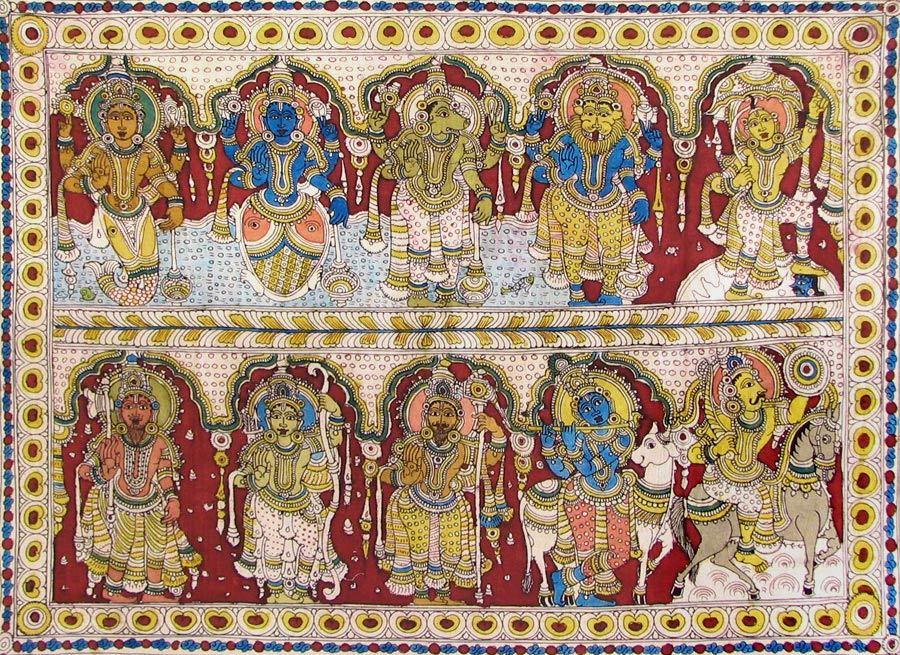 17/03/18 – Avatāra di Viṣṇu