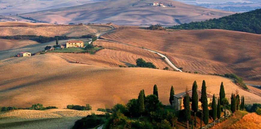 1-8 settembre | Ritiro estivo di Yoga in Toscana