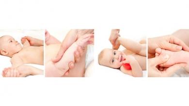 Corso Massaggio Infantile