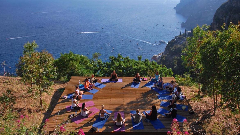 Forza e Cedevolezza | 21-25 agosto 2019 | Seminario di Yoga a Positano