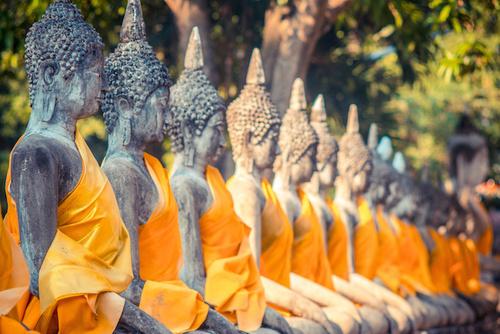 Avvicinarsi alla meditazione