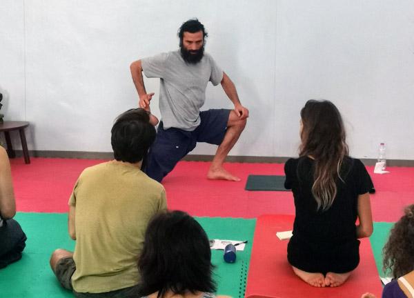 Yoga e postura